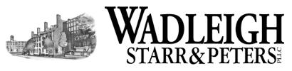 Wadleigh Starr & Peters logo